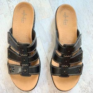 NIB Clarks Ultimate Comfort sandals - 10M